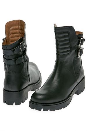 Ботинки CIAO. Цвет: черный