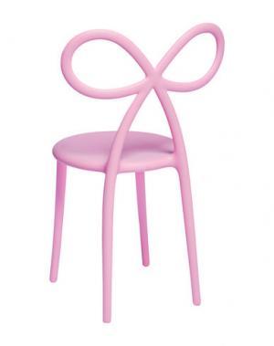 Стул QEEBOO. Цвет: розовый