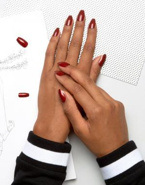 Elegant Touch Накладные ногти. Цвет: бежевый