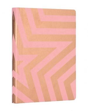 Записная книжка NUUNA. Цвет: лососево-розовый
