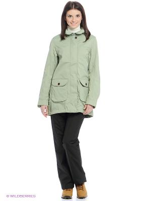 Куртка IDA DIDRIKSONS. Цвет: светло-зеленый