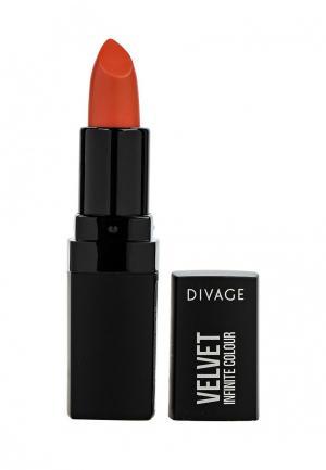 Помада для губ Divage. Цвет: коралловый