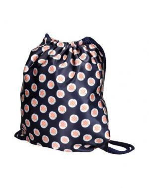 Рюкзаки и сумки на пояс BE ǀ NEGATIVE. Цвет: темно-синий
