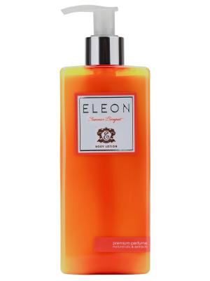 Eleon коллекция парфюмера молочко для тела Summer Bouquet. Цвет: оранжевый
