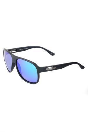 Солнцезащитные очки Legna. Цвет: черный матовый