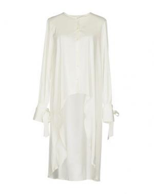 Pубашка MAISON LAVINIATURRA. Цвет: белый