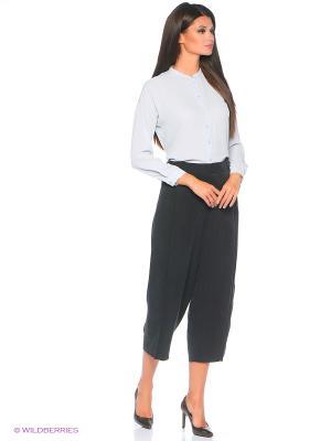 Кюлоты Pantaloni Torino. Цвет: черный