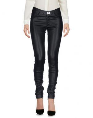 Повседневные брюки APHERO. Цвет: черный