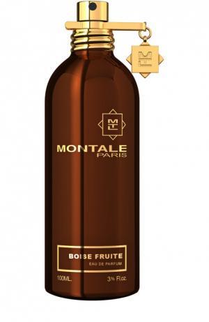 Парфюмерная вода Boise Fruite Montale. Цвет: бесцветный