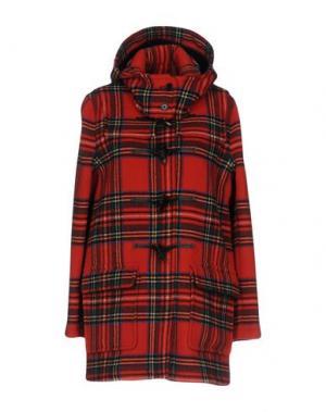 Куртка GLOVERALL. Цвет: красный