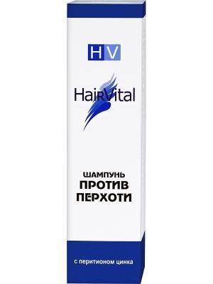 Шампунь против перхоти 200 мл. Hair Vital. Цвет: синий, белый