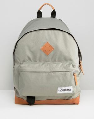 Eastpak Серый рюкзак Wyoming. Цвет: зеленый