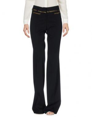 Повседневные брюки FRANKIE MORELLO. Цвет: черный