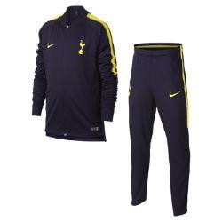 Футбольный костюм для школьников Tottenham Hotspur FC Dri-FIT Squad Nike. Цвет: пурпурный