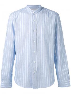 Striped shirt Brunello Cucinelli. Цвет: синий