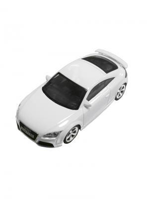 Машинка Audi TT Coupe, Белая (1:43) (PS-444004-W) Pit Stop. Цвет: белый