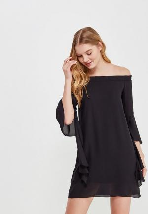 Платье Massimiliano Bini. Цвет: черный