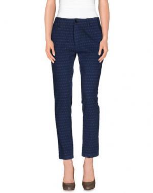 Повседневные брюки LOCAL APPAREL. Цвет: пастельно-синий