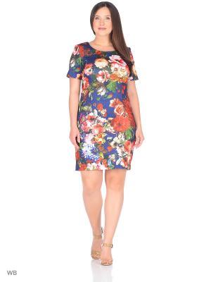 Платье летнее из жаккардового полотна ORHIDEA