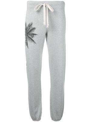 Спортивные штаны Sandrine Rose. Цвет: серый