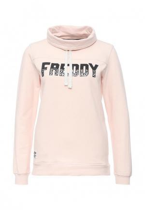 Худи Freddy. Цвет: розовый