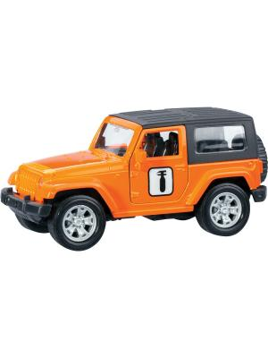 Машина USA ALLROAD 4WD техпомощь AUTOTIME. Цвет: оранжевый
