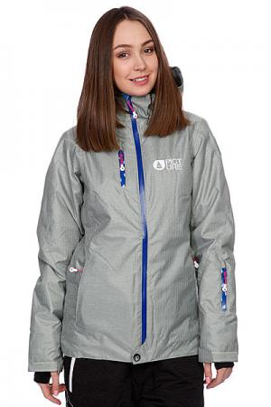 Куртка женская  Darling Jkt Grey Picture Organic. Цвет: серый