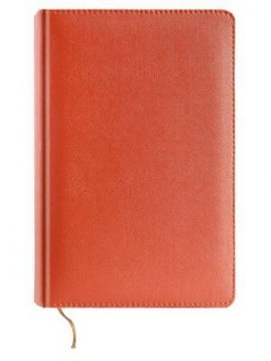 Ежедневник недатированный, А5, оранжевый, Perfecto, 288л. Maestro de Tiempo. Цвет: оранжевый