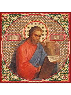 Набор для вышивания бисером Святой Лука Матренин Посад. Цвет: коричневый, красный, синий
