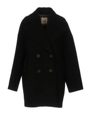 Пальто GARAGE NOUVEAU. Цвет: черный