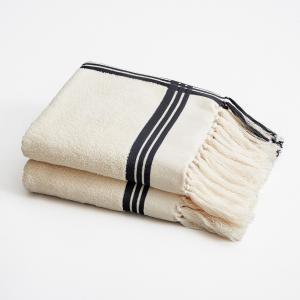 Полотенце Gamacha By V. Barkowski (x2) AM.PM.. Цвет: серый,черный,ягодный потертый