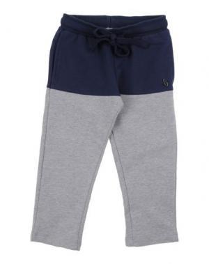 Повседневные брюки GRANT GARÇON BABY. Цвет: темно-синий