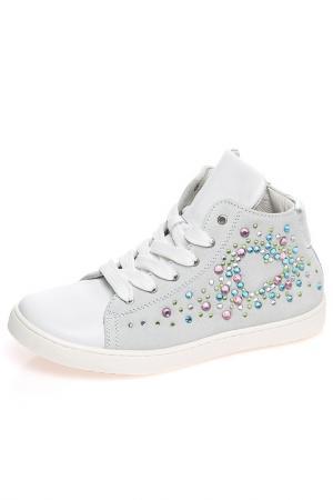 Ботинки Ciao Kids. Цвет: белый