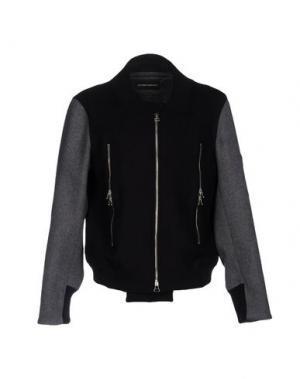 Куртка GASPARD YURKIEVICH. Цвет: черный
