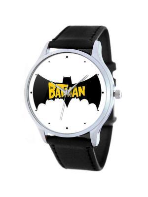 Дизайнерские часы BatMan Tina Bolotina. Цвет: черный,желтый,белый
