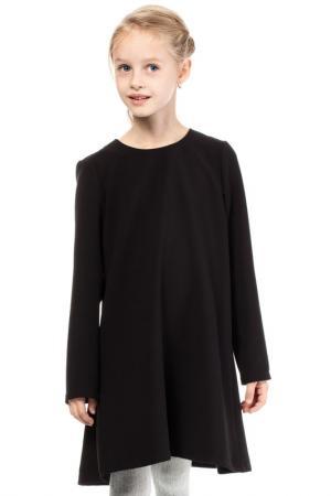 Платье KIDIN. Цвет: черный