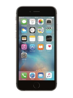 IPhone 6S, 128GB Space Gray Apple. Цвет: серый