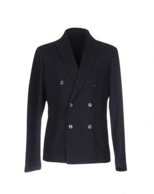 Пиджак 1° GENITO. Цвет: темно-синий