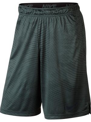 Шорты M NK DRY SHORT STORM Nike. Цвет: зеленый