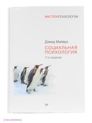 Социальная психология. 7-е изд. ПИТЕР. Цвет: белый