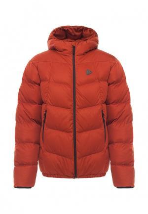 Пуховик Bask. Цвет: оранжевый