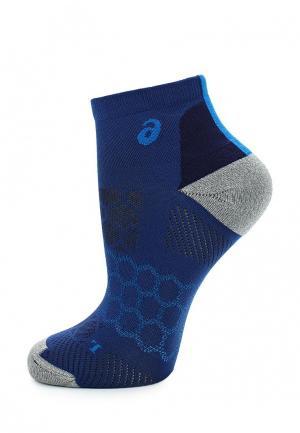 Носки ASICS. Цвет: синий