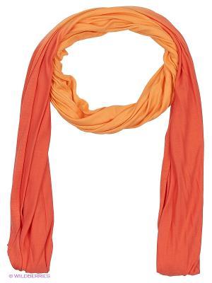 Шарф JL. Цвет: оранжевый