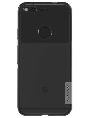 Накладка Nillkin Nature TPU case для Google Pixel. Цвет: серый