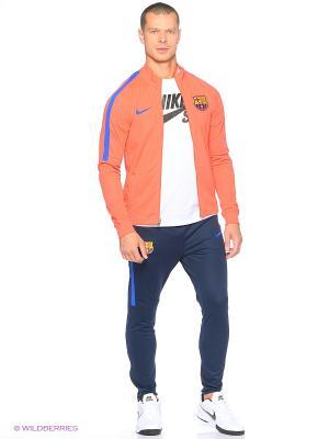 Спортивный костюм FCB M NK DRY TRK SUIT SQD K Nike. Цвет: красный