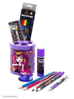 Подарочный набор в подставкеMonster High Centrum. Цвет: фиолетовый