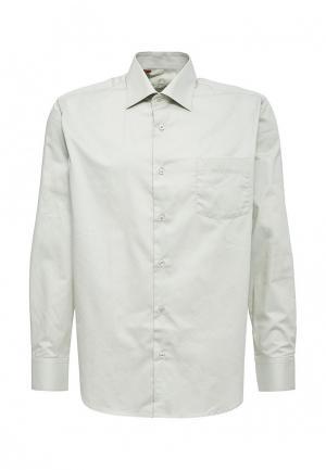 Рубашка Karflorens. Цвет: зеленый