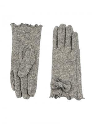 Перчатки Sabellino. Цвет: серый