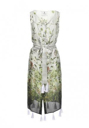 Платье Lolita Shonidi. Цвет: зеленый
