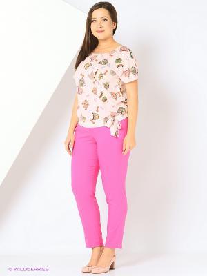 Блузки SVETLANOVA. Цвет: розовый
